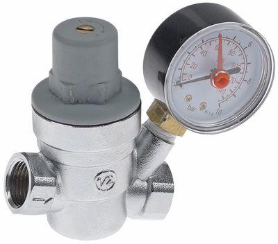 βαλβίδα μείωσης πίεσης σειρά HP WR02 σύνδεσμος 1/2