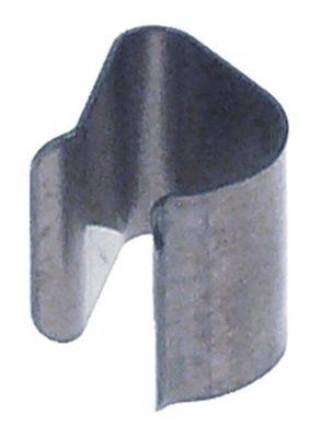 έλασμα αισθητήρα για ø σωλήνα 8,5mm για ø αισθητηρίου 4mm Ποσ. 5 τεμ.