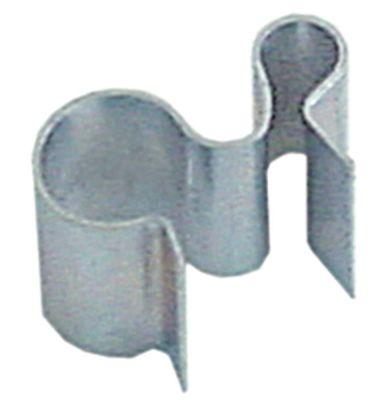 έλασμα αισθητήρα για ø σωλήνα 8,5mm για ø αισθητηρίου 6mm Ποσ. 5 τεμ.