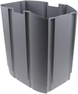 δεξαμενή αλατιού τύπος GIX 12/ISI 12  για μαλακτικό νερού χωρητικότητα 12l