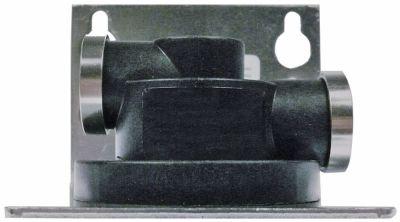 κεφαλή φίλτρου EVERPURE  τύπος QL2B  σύνδεσμος 3/8″ horizontal χωρίς βαλβίδα διακοπής