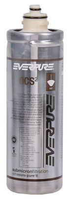φίλτρο νερού EVERPURE  τύπος OCS²  χωρητικότητα 2840l παροχή 114l/h