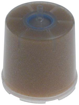 φίλτρο αφαλάτωσης τύπος Nical Midi  χωρητικότητα 150 l/10°KH