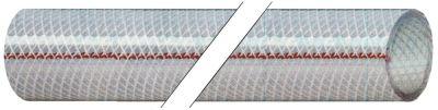 λάστιχο PVC με πλέγμα ø αναγν. 10mm ΕΞ. ø 16mm Μ 10m πάχος 3mm πίεση λειτ. 10bar
