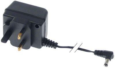 τροφοδοτικό 8VA δευτερεύον 0,15A σύνδεσμος UK  50Hz τύπος 1000813 πλήρως μονωμένο κύρια τάση 230V