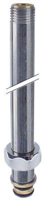 σωλήνας αυξομείωσης μακρύ χωρίς έξοδο H 715mm