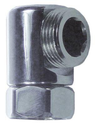 γωνία σύνδεσμος 3/4″  Μ 42mm με εσωτερικό και εξωτερικό σπείρωμα
