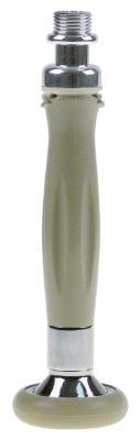 πιστόλι ψεκασμού σύνδεσμος 1/2″ εξωτερικό σπείρωμα  Μ 215mm λευκό