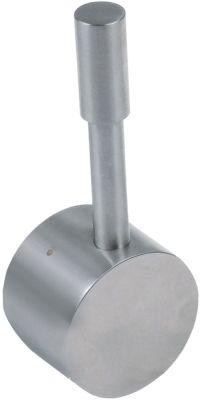 λαβή μοχλού για κεφαλή ø35mm  εισαγωγή 9x9  κατάλληλο για INOX
