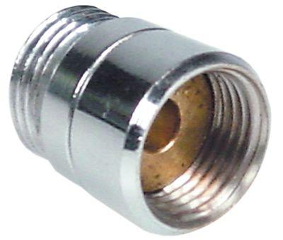 σύνδεσμος για πιστόλι καθαρισμού περιστροφικό συνδέσεις 1/2″ εσωτερικό σπείρωμα - 1/2″ εξωτερικό σπείρωμα