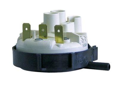 πρεσοστάτης εύρος πίεσης 50/10 mbar σύνδεσμος 6mm  ø 58mm σύνδεση πίεσης, οριζόντια πλύση κουζινικών