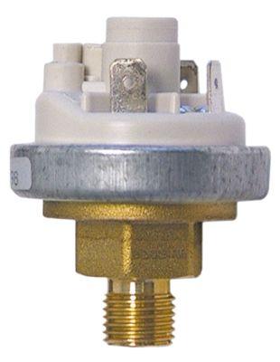 πρεσοστάτης ø 45mm εύρος πίεσης 480/430 mbar σύνδεση πίεσης, κατακόρυφη έλεγχος ατμού