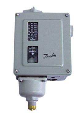 πρεσοστάτης σύνδεση πίεσης, κατακόρυφη έλεγχος ατμού εύρος πίεσης ρυθμιζόμενο 0,2-6,0bar