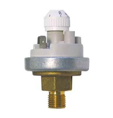 πρεσοστάτης ø 45mm εύρος πίεσης ρυθμιζόμενο 5-20mbar