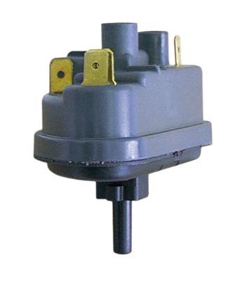 πρεσοστάτης εύρος πίεσης 160/80 mbar σύνδεσμος 6mm  ø 74mm σύνδεση πίεσης, κατακόρυφη