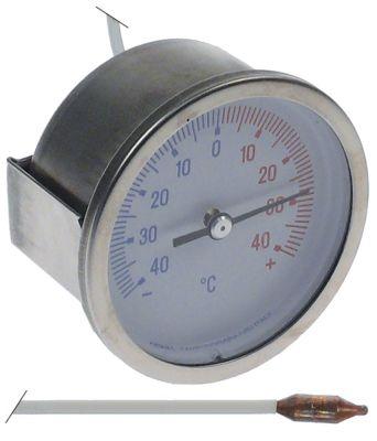 θερμόμετρο ø διάταξης στερέωσης 60mm Μέγ. Θ 40°C -40 έως +40°C ø αισθητηρίου 8,5mm