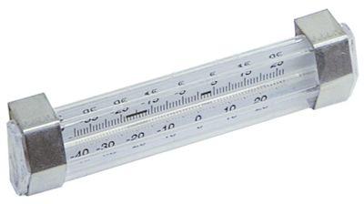 θερμόμετρο -40 έως +25°C μέγεθος 124x30mm  οθόνη ενδείξεων ανάλογο