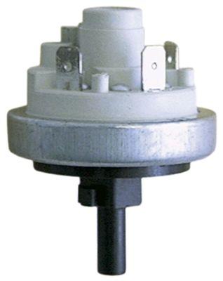 πρεσοστάτης ø 45mm πίεση ενεργοποίησης 0,5bar πίεση επαναφοράς 0,3bar εύρος πίεσης 0,3/0,5 bar