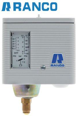 πρεσοστάτης Ranco  τύπος O16-H6703  σύνδεση πίεσης, κατακόρυφη ND  ψύξη