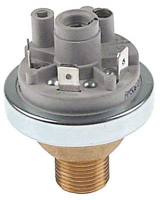 πρεσοστάτης ø 45mm πίεση ενεργοποίησης 1bar σύνδεση πίεσης, κατακόρυφη έλεγχος ατμού