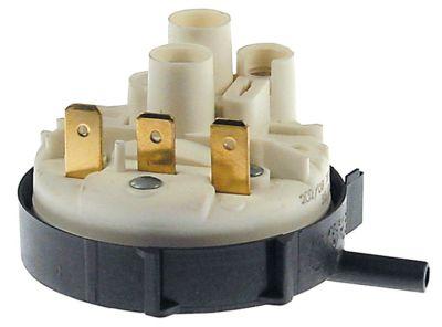 πρεσοστάτης εύρος πίεσης 55/20 mbar σύνδεσμος αρσενικό εξάρτημα 6,3mm ø 58mm