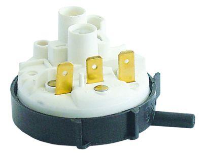 πρεσοστάτης εύρος πίεσης 95/75 mbar σύνδεσμος 6mm  ø 58mm σύνδεση πίεσης, οριζόντια πλύση κουζινικών