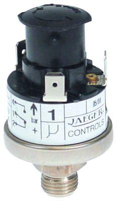 πρεσοστάτης σύνδεση πίεσης, κατακόρυφη έλεγχος ατμού εύρος πίεσης ρυθμιζόμενο 0,2-0,9bar