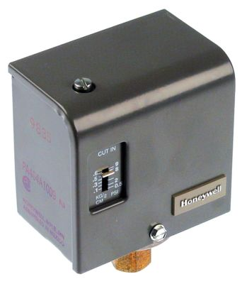 πρεσοστάτης σύνδεση πίεσης, κατακόρυφη έλεγχος ατμού εύρος πίεσης ρυθμιζόμενο 0,1-0,6bar
