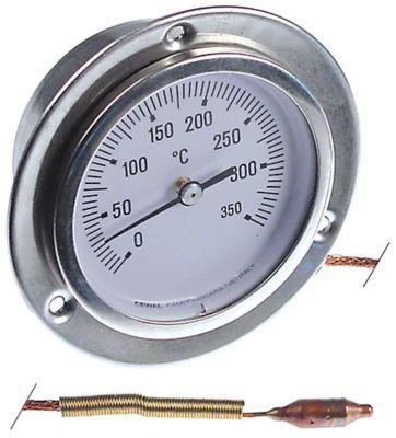 θερμόμετρο ø διάταξης στερέωσης 60mm Μέγ. Θ 350°C 0 έως +350°C ø αισθητηρίου 6.5mm