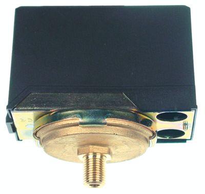 πρεσοστάτης εύρος πίεσης ρυθμιζόμενο 0,5-1,4bar σύνδεσμος 1/4″  25A 3-πόλοι τύπος PS325
