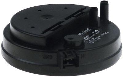 πρεσοστάτης ø 84mm εύρος πίεσης 25mbar 12V τάση DC