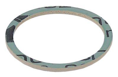 τσιμούχα ίνα εξ. ø 40 ø αναγν. 34mm H 2mm για σπείρωμα 1″