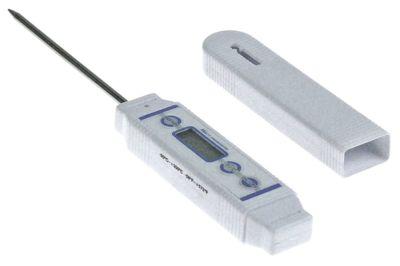 θερμόμετρο διείσδυσης Μ 188mm -50 έως +300°C οθόνη ενδείξεων digital NTC  Μ αισθητηρίου 85mm