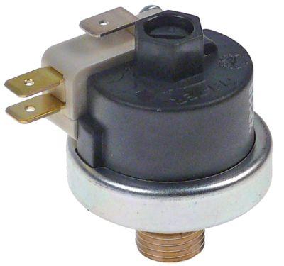 πρεσοστάτης ø 38mm εύρος πίεσης 0,5-1,2 bar 21A 250V σύνδεσμος 1/4″  1CO  σύνδεση πίεσης 1/4″