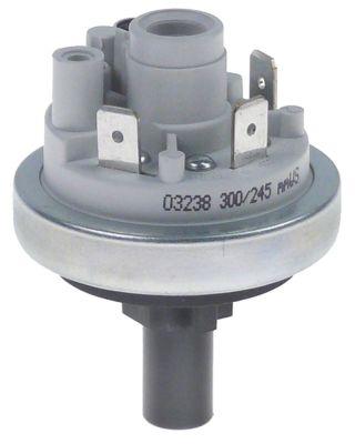πρεσοστάτης ø 45mm εύρος πίεσης 0,5bar 6A 250V σύνδεσμος 10mm  1CO  σύνδεση πίεσης 10mm