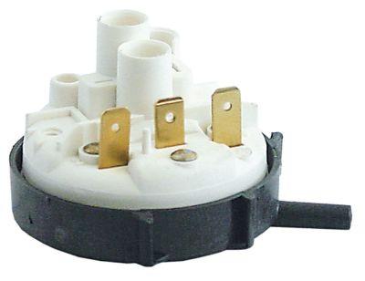 πρεσοστάτης εύρος πίεσης 165/95mbar σύνδεσμος 6mm  ø 58mm σύνδεση πίεσης, οριζόντια πλύση κουζινικών