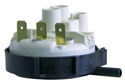 πρεσοστάτης εύρος πίεσης 112/70 mbar σύνδεσμος 6mm  ø 58mm