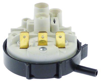 πρεσοστάτης εύρος πίεσης 28/13 mbar σύνδεσμος 6mm  ø 58mm σύνδεση πίεσης, οριζόντια πλύση κουζινικών