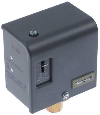 πρεσοστάτης έλεγχος ατμού εύρος πίεσης 0,2-1 bar σύνδεσμος 1/4″  HONEYWELL