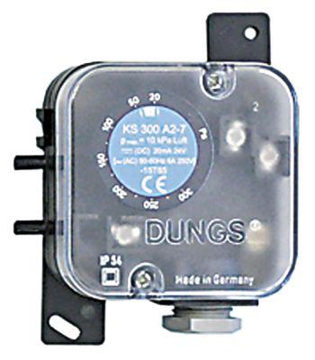 οθόνη παρακολούθησης πίεσης εύρος πίεσης 0,2 - 3 mbar σύνδεσμος 4,5mm