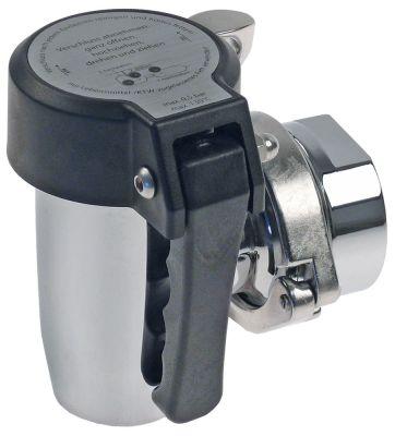 βάνα αποχέτευσης 1 1/4″ εσωτερικό σπείρωμα τσιμούχα στεγανοποιητικού δακτυλίου A 85mm B 50mm