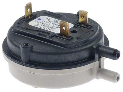 πρεσοστάτης ø 65mm εύρος πίεσης 0,17-0,75 mbar σύνδεσμος 6,8mm  ø σύνδεσης πίεσης 6.8mm