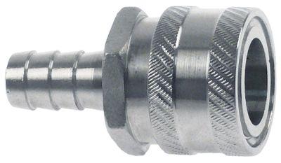σύνδεσμος ολίσθησης τύπος DN13  Ανοξείδωτο ατσάλι σύνδεσμος 1/2″ (ø13mm)