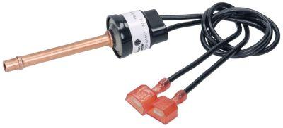 πρεσοστάτης κατακόρυφα εύρος πίεσης 17-19 bar διαφ. μεταγωγή 2bar τύπος NSDHF10A39200  250V 6A