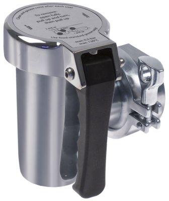 βάνα αποχέτευσης 2″ εσωτερικό σπείρωμα κωνικό στεγανοποιητικό A 92mm B 52mm