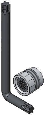 ρυθμιστής ροής για δοχείο διανομής νερού