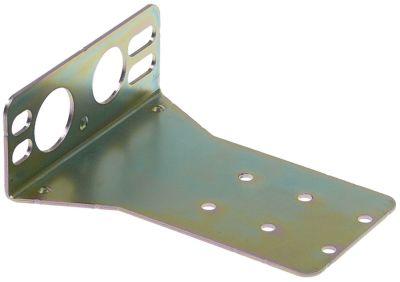 στήριγμα για διακόπτες πίεσης Μ 120mm W 99mm ø οπής 5mm H 42mm