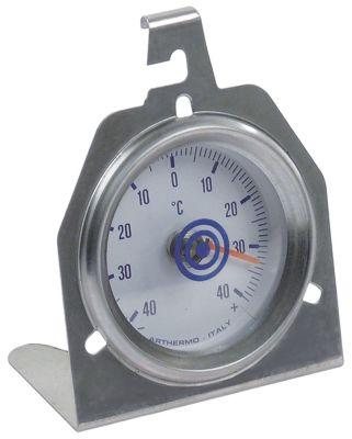 θερμόμετρο -40 έως +40°C μέγεθος 64x64  οθόνη ενδείξεων ανάλογο