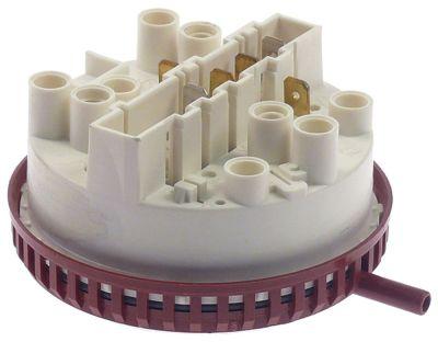 πρεσοστάτης 3 περιοχές πίεσης εύρος πίεσηςmbar σύνδεσμος 6mm  ø 84mm πλύση κουζινικών