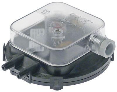 οθόνη παρακολούθησης πίεσης ø 102mm εύρος πίεσης 0,1/0,2 mbar 223363 σύνδεσμος 6,5mm